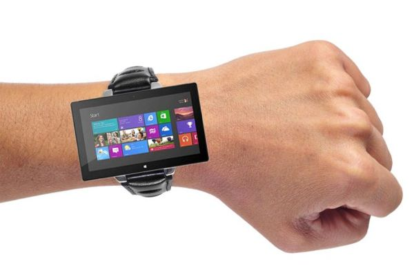Microsoft Watch Concept