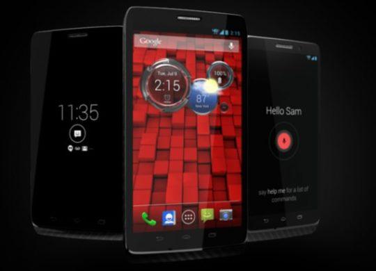 Motorola Droid 2013