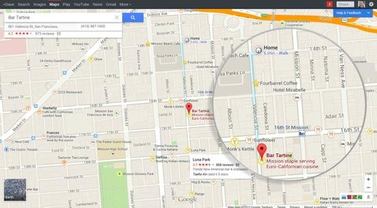 Nouveau-Google-Maps