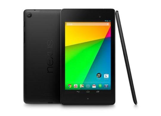 Nouvelle Nexus 7 Officielle
