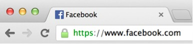Facebook HTTPS