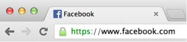 Facebook HTTPS