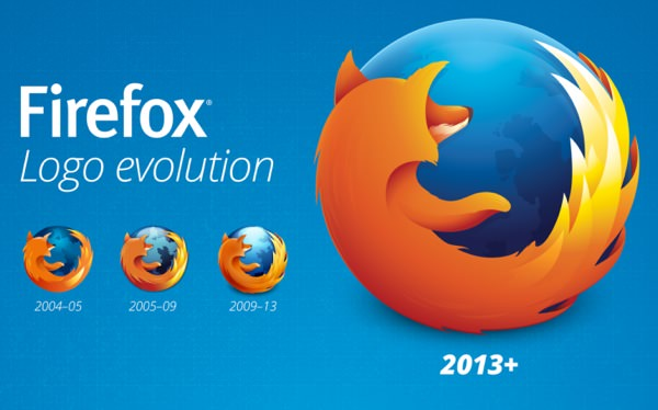 Firefox Evolution Logo