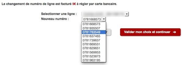 free mobile changez votre num ro de t l phone pour 5 euros kulturegeek. Black Bedroom Furniture Sets. Home Design Ideas