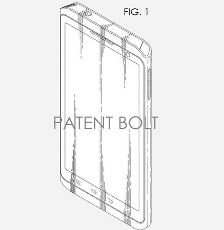 Galaxy S5 Metal Brevet