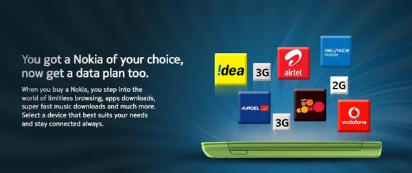 Nokia Internet Gratuit Inde