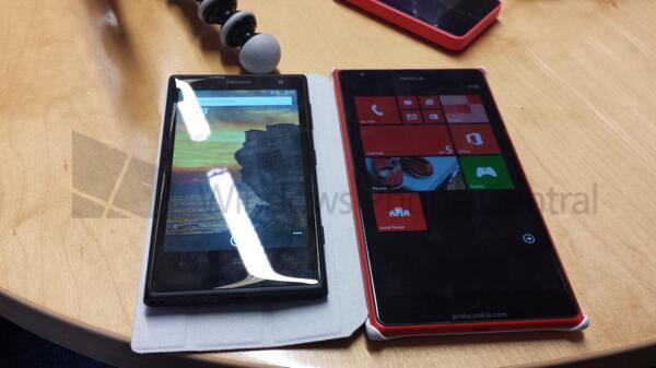 Nokia Lumia 1520 Fuite