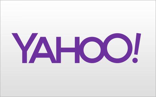 Yahoo Logo temporaire