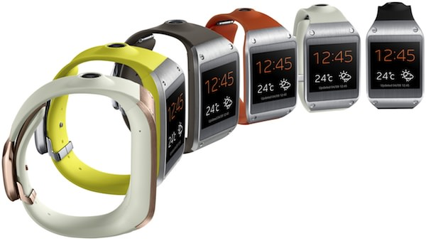 Galaxy Gear Officiel