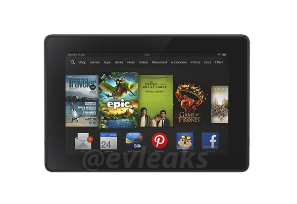 Kindle Fire 2013 Evlkeas