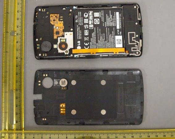 Nexus 5 FCC 3