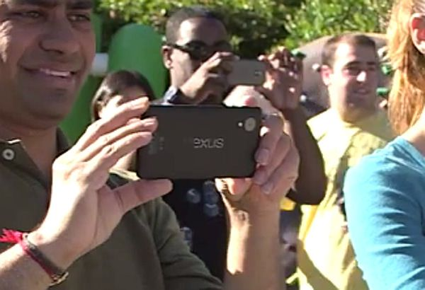 Nexus 5 Fuite Google Video Zoom