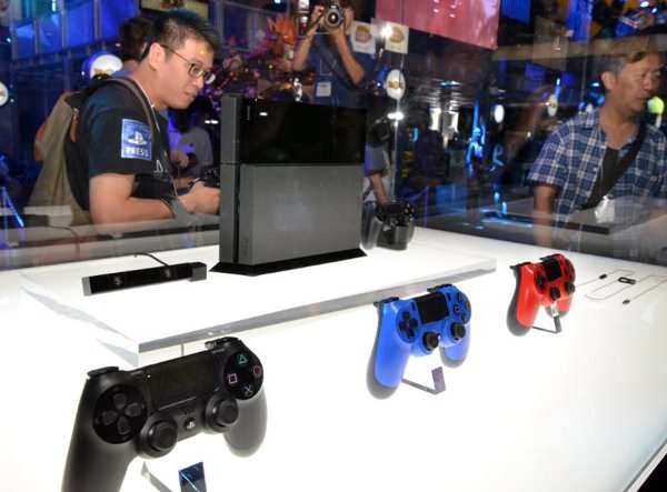 PlayStation 4 Exposition