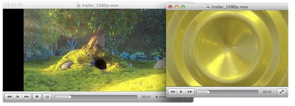 VLC 2.1 Mac 2