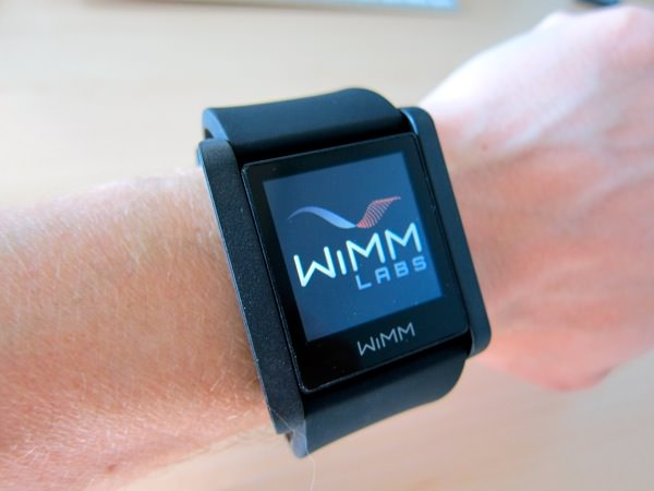 WIMM One Montre