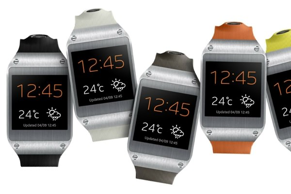Galaxy Gear Montre