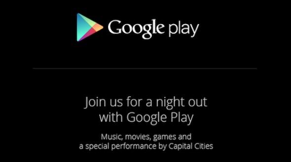 Google Conference 24 octobre