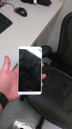 HTC One Max Verizon Fuite
