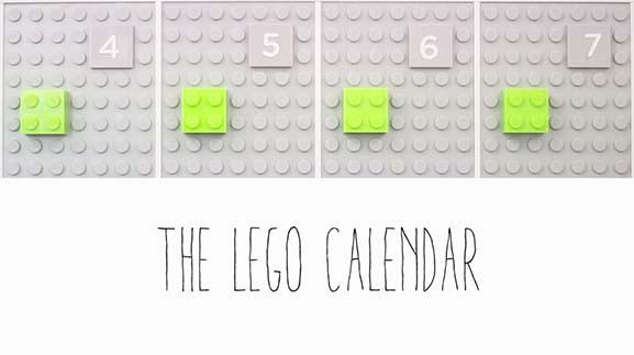 LEGO-calendrier