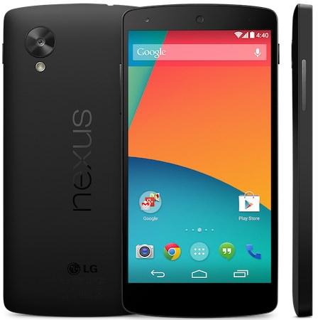 Nexus 5 Avant Arriere