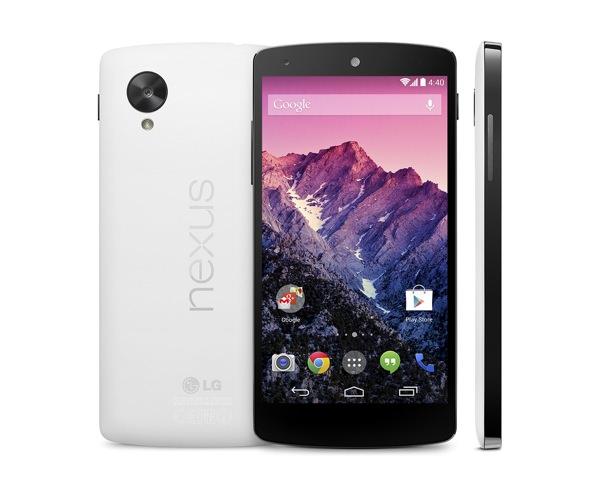 Nexus 5 Blanc