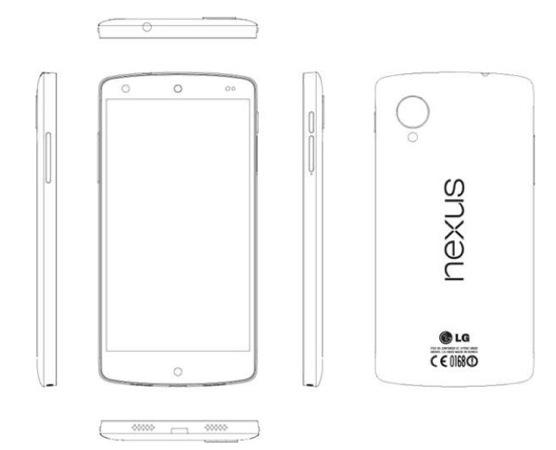 Nexus 5 Image Manuel Interne