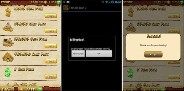 faille achat in app