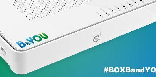 Box Internet BandYou