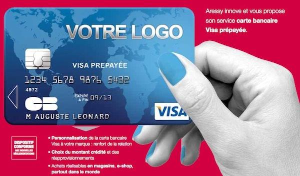 carte bancaire prépayée visa PayPal prend désormais en charge les cartes bancaires prépayées