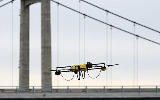 Drone SNCF