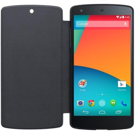 Étui LG QuickCover Nexus 5