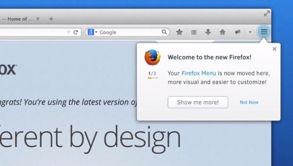Firefox Australis Visite Guidee
