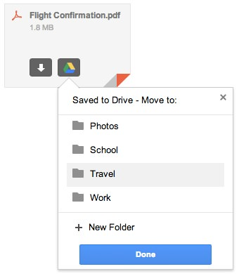 Gmail Piece Jointe Google Drive
