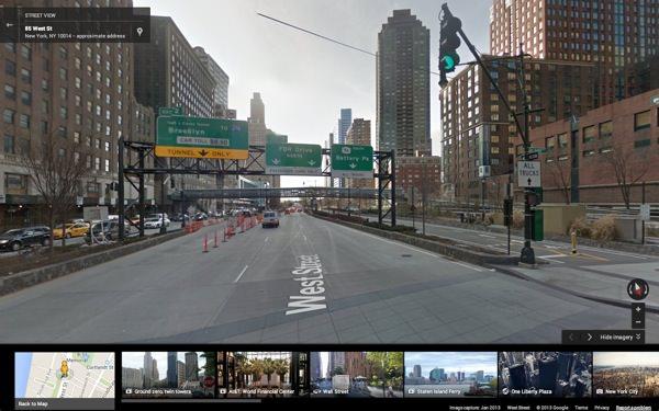 Google Maps Apercu Itineraire