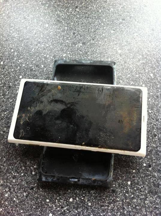 Lumia 800 Lake