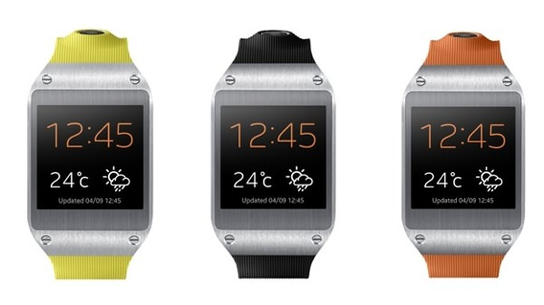 Montre Galaxy Gear