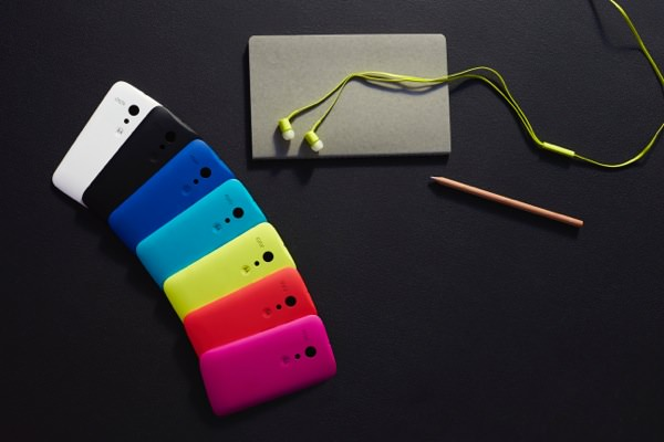 Moto G Differents Coloris