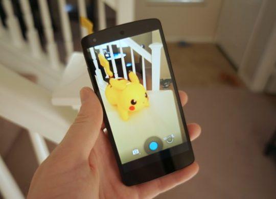 Nexus 5 Appareil photo