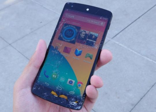 Nexus 5-Drop
