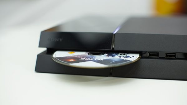 PlayStation 4 Disque