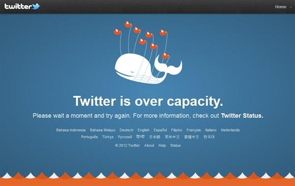 Twitter Baleine