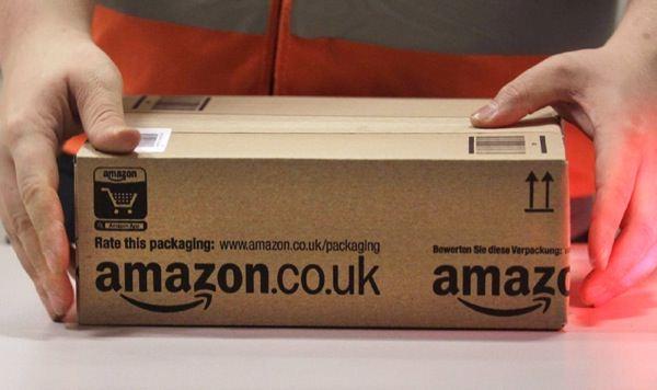 Carton Amazon