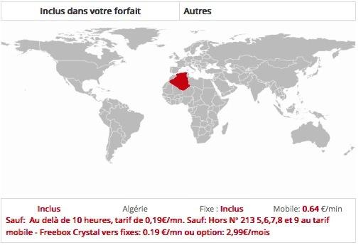 Free Appels Algerie 10 Heures