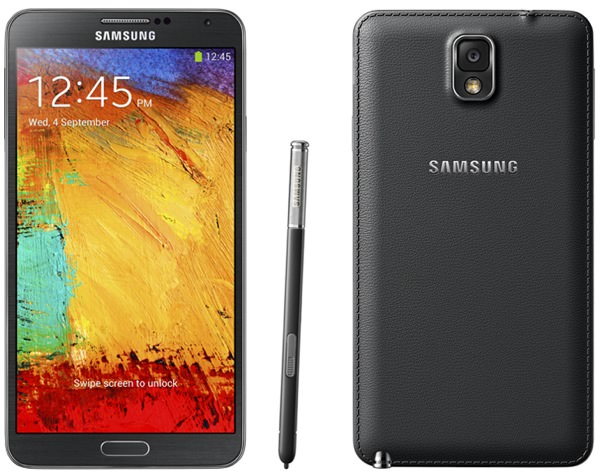 Galaxy Note 3 Noir