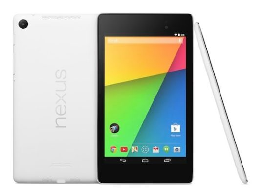 Nexus 7 Blanc