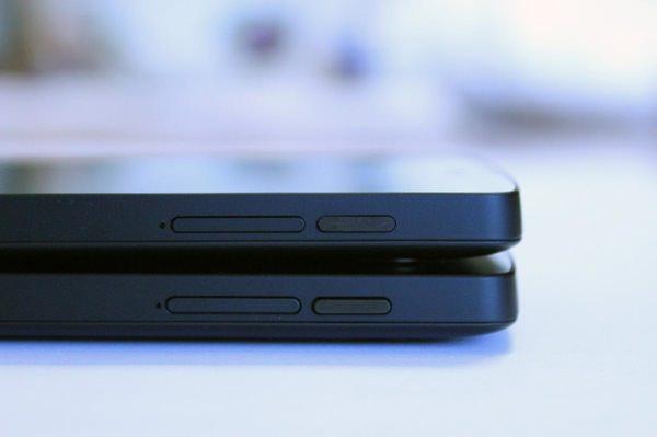 Nouveau Nexus 5 Boutons