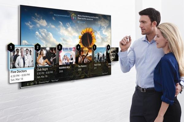 Samsung Televison Connectee
