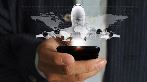 Smartphone Avion