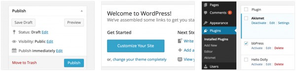 WordPress 3.8 Nouvelle Interface 2
