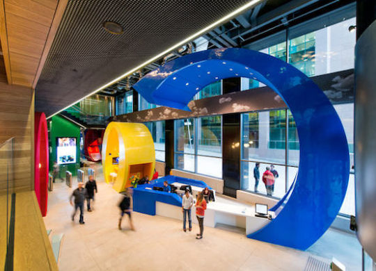 google-office-pictures